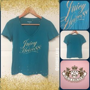 Juicy Couture tee shirt 💛